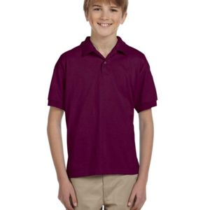 Youth 6 oz., 50/50 Jersey Polo Thumbnail