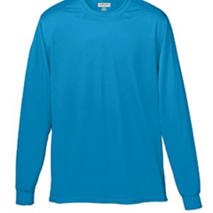 Adult Wicking Long-Sleeve T-Shirt Thumbnail